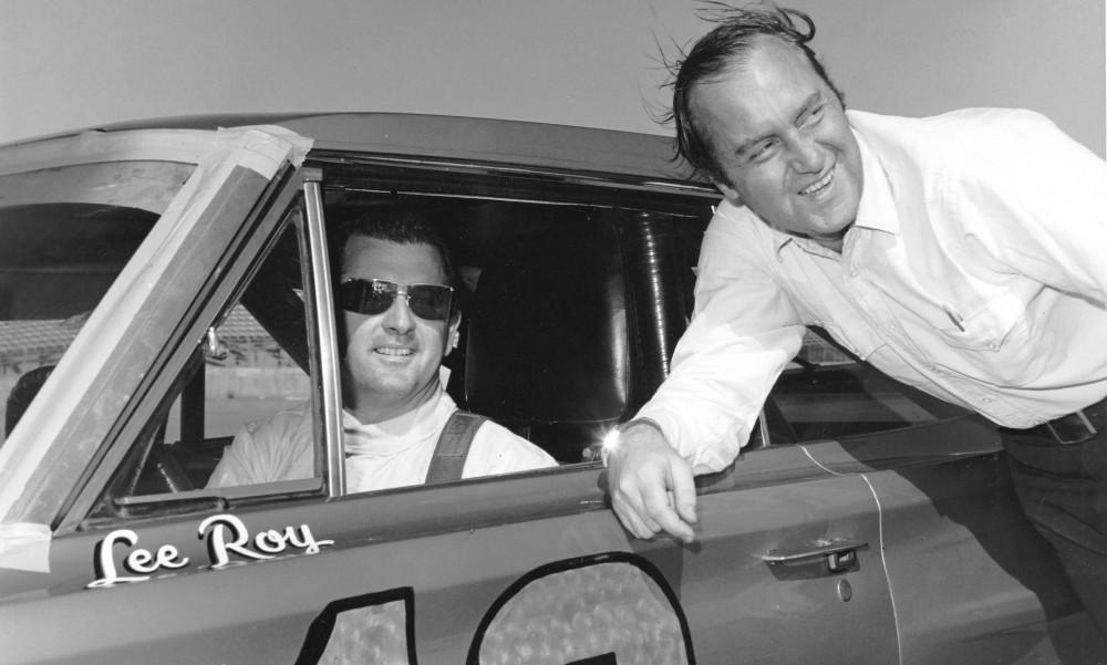 LeeRoy Yarbrough/Brock Yates - NASCAR Daytona 1966