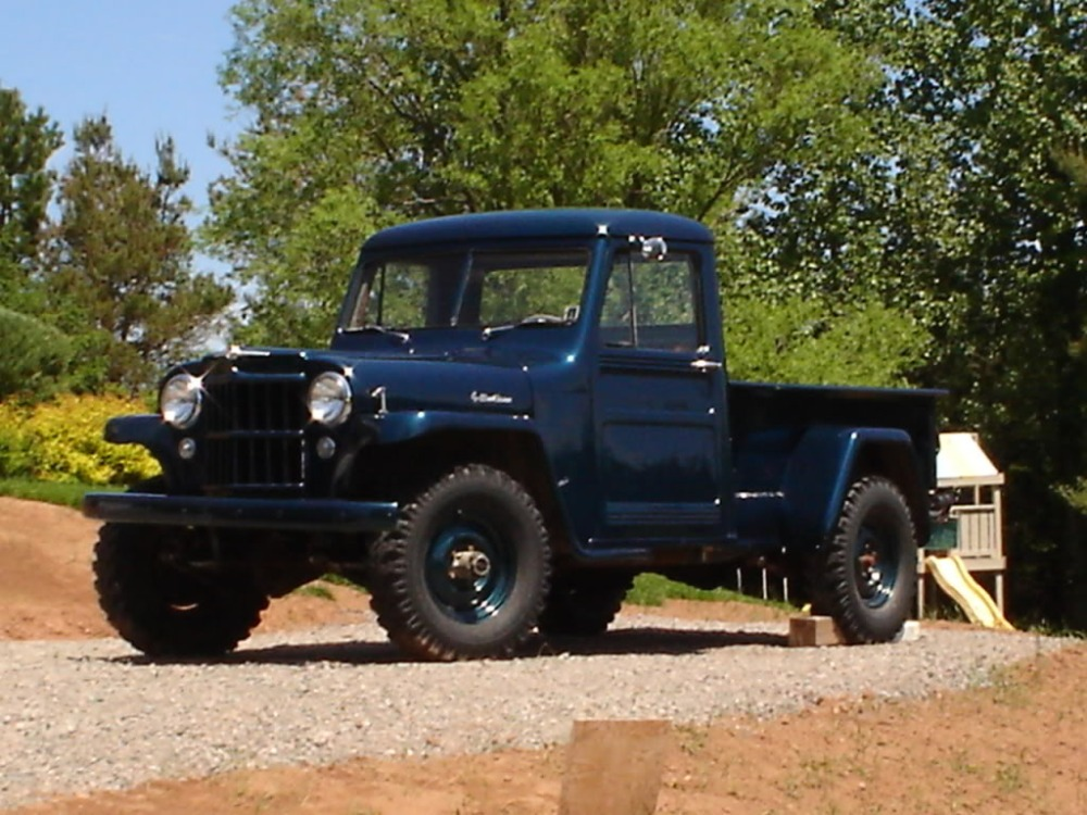14 - 1947-1965 Willys Truck